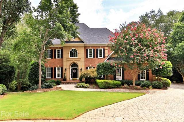 3837 Mooreland Farms Road, Charlotte, NC 28226 (#3723045) :: The Ordan Reider Group at Allen Tate