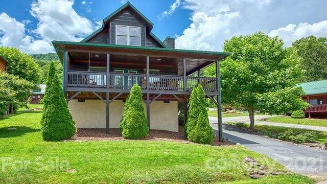 55 Bonus Court, Maggie Valley, NC 28751 (#3723070) :: The Premier Team at RE/MAX Executive Realty