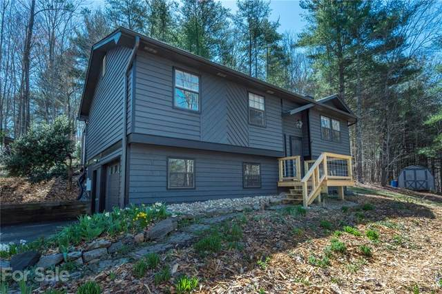 91 Deep Woods Road, Weaverville, NC 28787 (#3723084) :: Keller Williams South Park