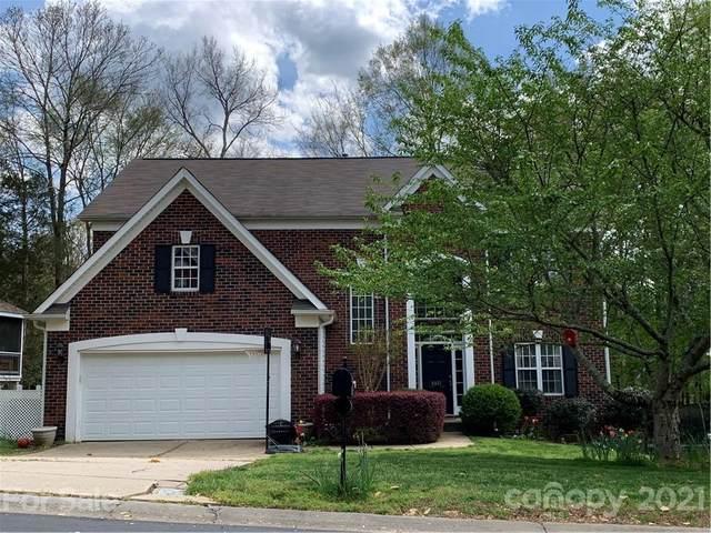 8821 Pristine Court, Huntersville, NC 28078 (#3723099) :: MartinGroup Properties