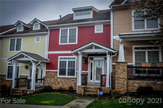 21 Walnut Springs Drive 3C, Asheville, NC 28804 (#3723106) :: Ann Rudd Group