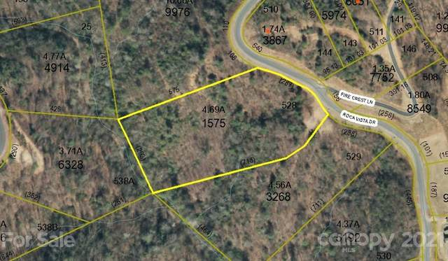 Lot 528 Roca Vista Drive #528, Lenoir, NC 28645 (#3723156) :: Stephen Cooley Real Estate Group