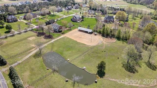 7000 High Meadow Drive, Weddington, NC 28104 (#3723158) :: Todd Lemoine Team