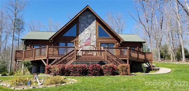 28 Outback Trail, Nebo, NC 28761 (#3723160) :: The Ordan Reider Group at Allen Tate