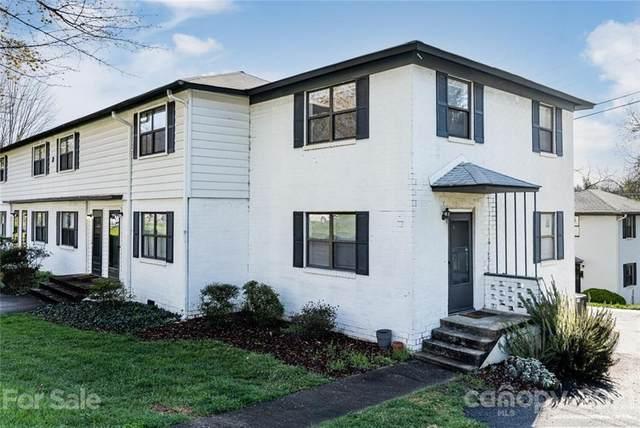615 Biltmore Avenue H6, Asheville, NC 28803 (#3723215) :: Keller Williams Professionals