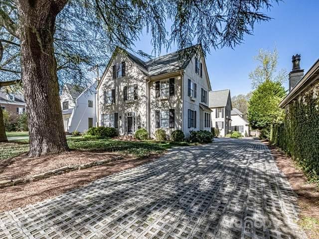2616 Chelsea Drive Unit C, Charlotte, NC 28209 (#3723296) :: High Performance Real Estate Advisors