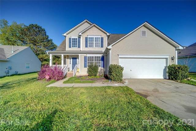 3008 Deep Cove Drive, Concord, NC 28027 (#3723366) :: The Snipes Team | Keller Williams Fort Mill