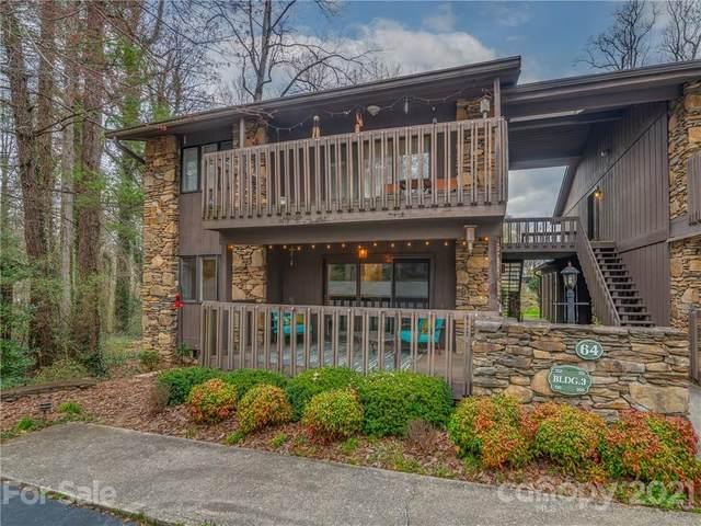 64 Maxine Lane #110, Hendersonville, NC 28739 (#3723404) :: Keller Williams Professionals