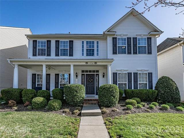 17030 Hugh Torance Parkway, Huntersville, NC 28078 (#3723422) :: High Performance Real Estate Advisors
