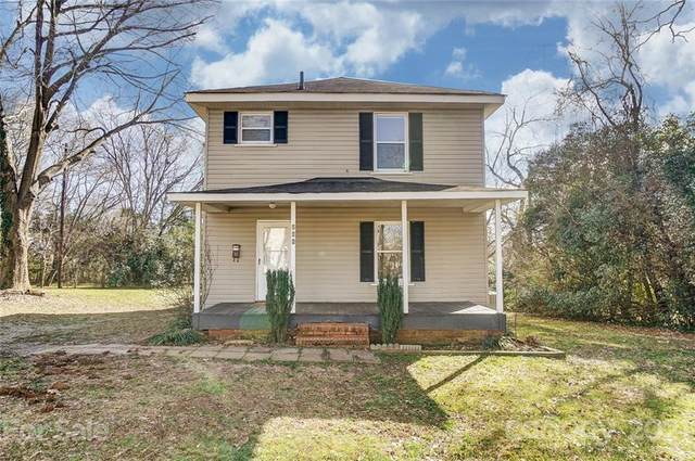 201 Bell Street, Mount Holly, NC 28120 (#3723435) :: The Ordan Reider Group at Allen Tate