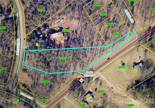 Lot 39 and 40 Waterview Trail, Lincolnton, NC 28092 (#3723476) :: High Performance Real Estate Advisors