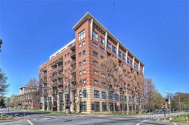 715 N Church Street #606, Charlotte, NC 28202 (#3723481) :: Cloninger Properties