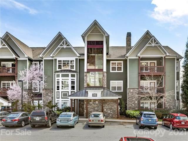 1000 Olde Eastwood Village Boulevard 6-B, Asheville, NC 28803 (#3723487) :: Keller Williams Professionals