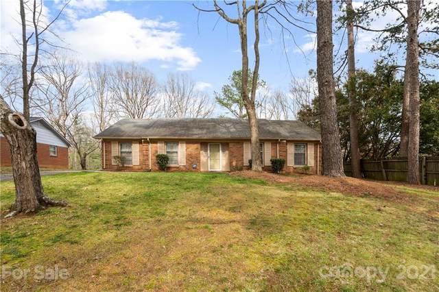 812 Mclaughlin Drive, Charlotte, NC 28212 (#3723504) :: Caulder Realty and Land Co.