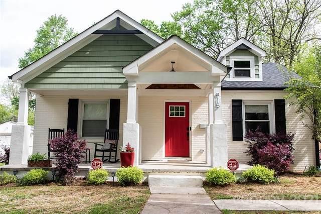 915 Leigh Avenue, Charlotte, NC 28205 (#3723516) :: Willow Oak, REALTORS®