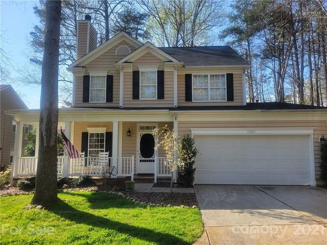 15687 Knoll Oak Court, Huntersville, NC 28078 (#3723536) :: The Premier Team at RE/MAX Executive Realty