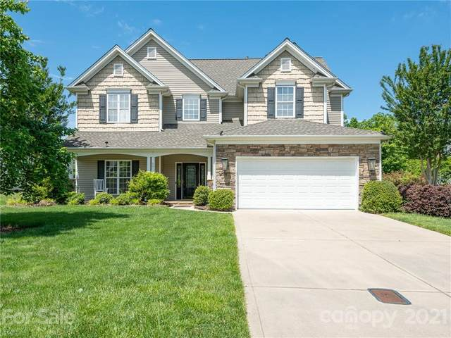 6014 The Meadows Lane, Harrisburg, NC 28075 (#3723690) :: Puma & Associates Realty Inc.