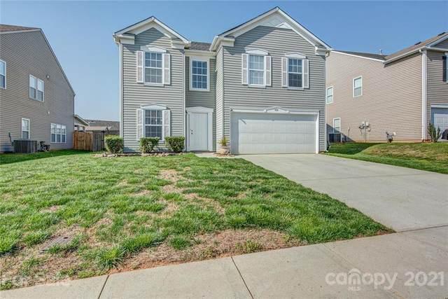 409 Zander Woods Court, Mount Holly, NC 28120 (#3723803) :: LePage Johnson Realty Group, LLC
