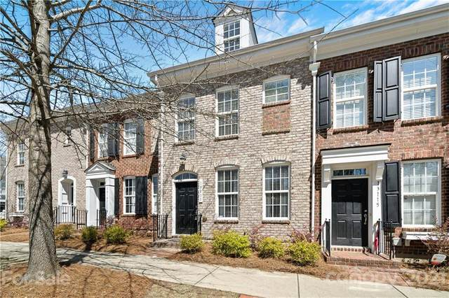 13111 Arbor Day Court #130, Charlotte, NC 28269 (#3723844) :: Stephen Cooley Real Estate Group