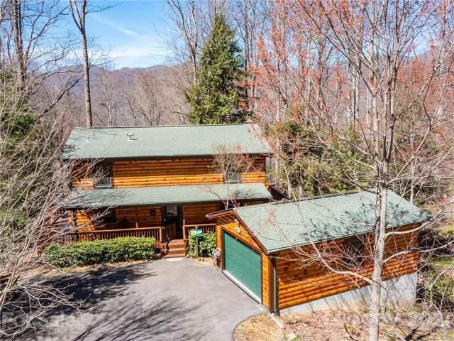 15 Whistling Oak Trail, Maggie Valley, NC 28751 (#3723894) :: The Snipes Team | Keller Williams Fort Mill