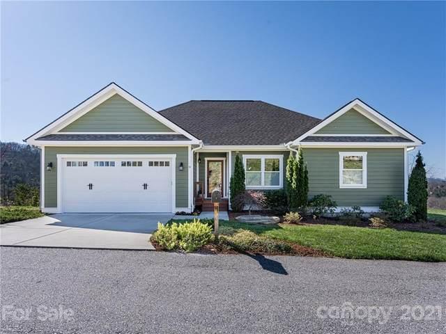 9 Endless View Drive, Weaverville, NC 28787 (#3723895) :: Keller Williams Professionals