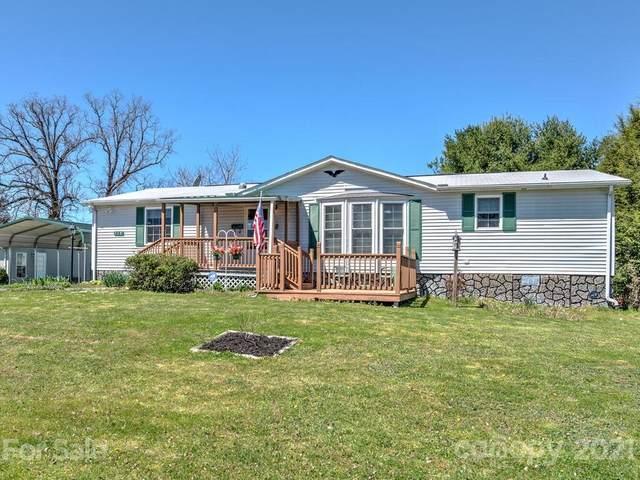 110 Haven Road, East Flat Rock, NC 28726 (#3723988) :: LePage Johnson Realty Group, LLC