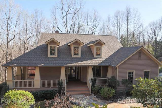 203 W Chimney Crossing, Hendersonville, NC 28739 (#3723995) :: Stephen Cooley Real Estate Group