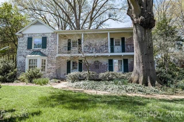 2100 Providence Road, Charlotte, NC 28211 (#3724034) :: High Performance Real Estate Advisors
