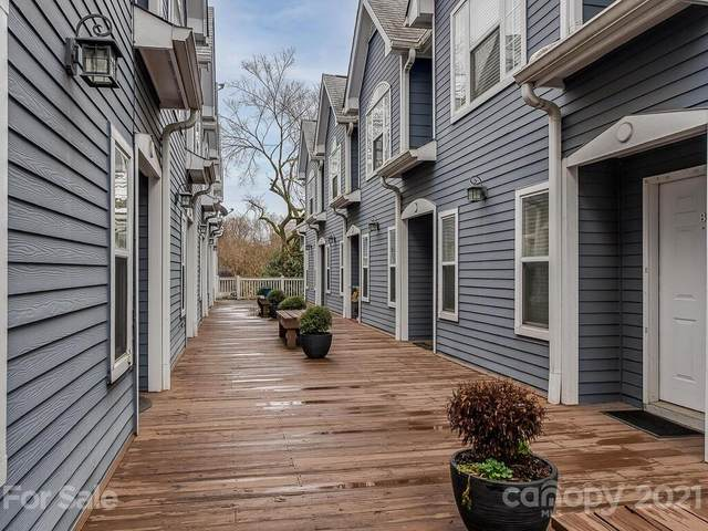 508 Graham Street F, Charlotte, NC 28202 (#3724074) :: Home and Key Realty
