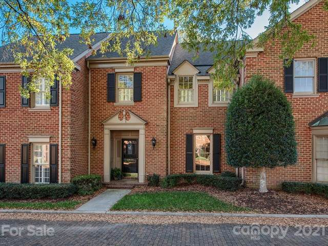 2805 Sharon View Road, Charlotte, NC 28210 (#3724109) :: Todd Lemoine Team