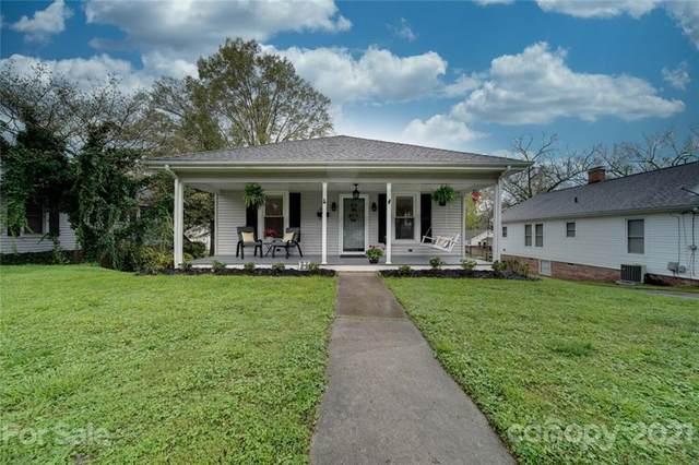 805 W A Street, Kannapolis, NC 28081 (#3724114) :: MartinGroup Properties