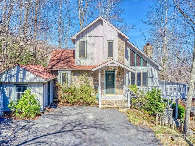 122 Kings Ridge Road, Maggie Valley, NC 28751 (#3724117) :: High Performance Real Estate Advisors