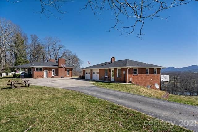 598 Miles View Drive, Mills River, NC 28759 (#3724184) :: Robert Greene Real Estate, Inc.