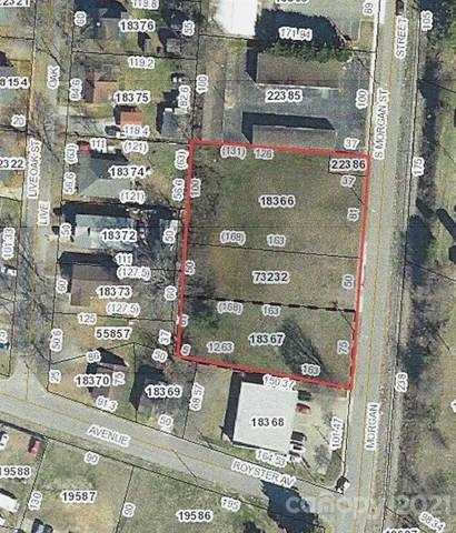 714-718 S Morgan Street, Shelby, NC 28150 (#3724313) :: LePage Johnson Realty Group, LLC