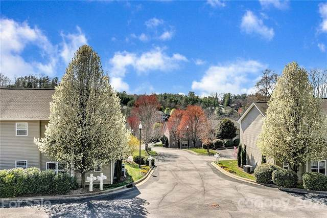 11 Northbrook Place 11-D, Asheville, NC 28804 (#3724342) :: NC Mountain Brokers, LLC