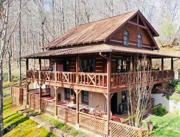 145 Upward Way, Waynesville, NC 28785 (#3724376) :: BluAxis Realty