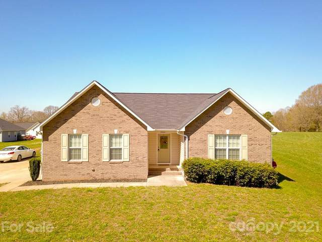 4829 County Home Road, Conover, NC 28613 (#3724381) :: TeamHeidi®