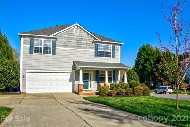 126 Cloister Lane, Mooresville, NC 28117 (#3724397) :: Rhonda Wood Realty Group