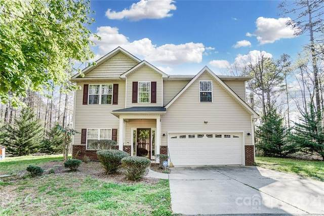 5602 Mcwhorter Road, Waxhaw, NC 28173 (#3724425) :: MartinGroup Properties