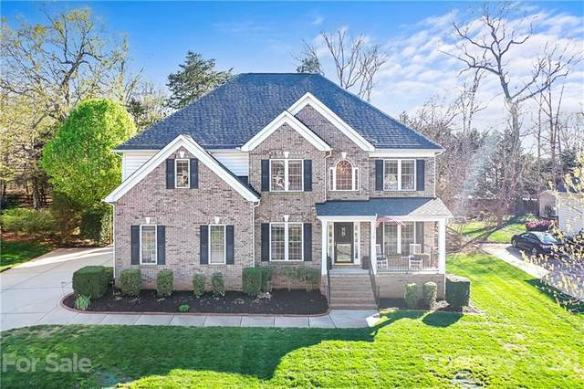 142 Weeping Spring Drive, Mooresville, NC 28115 (#3724459) :: Carolina Real Estate Experts