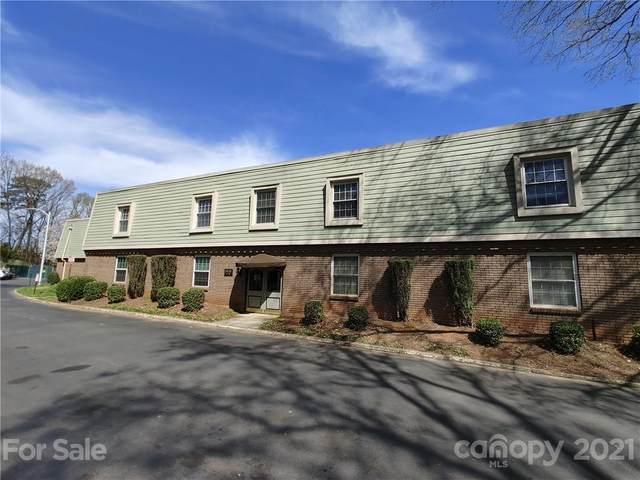 2632 Park Road E, Charlotte, NC 28209 (#3724490) :: Exit Realty Vistas