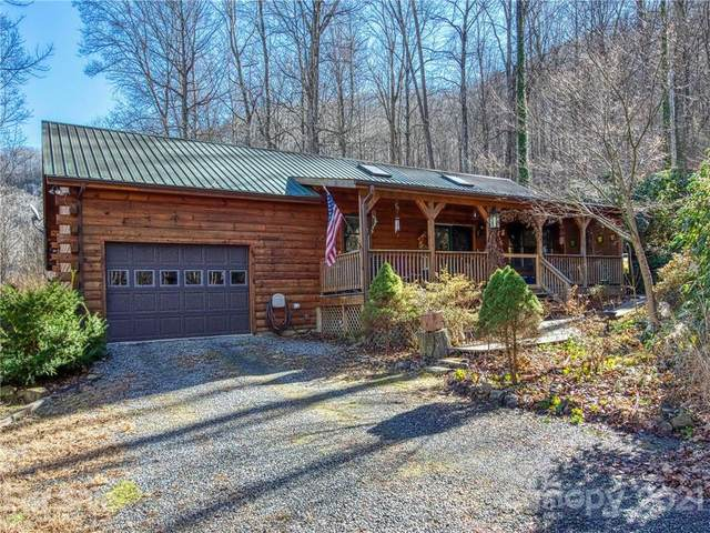 45 Camry Place, Waynesville, NC 28786 (#3724538) :: Home and Key Realty