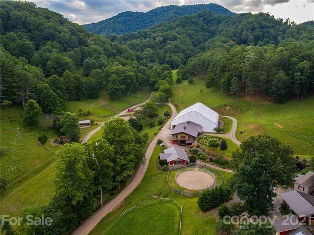 561 Piercy Road, Green Mountain, NC 28740 (#3724593) :: Stephen Cooley Real Estate Group