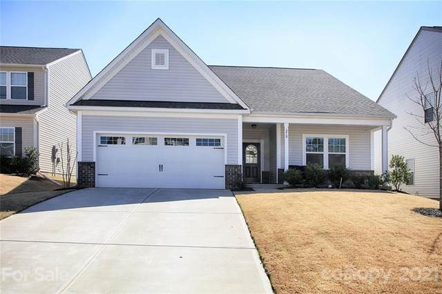 210 Fesperman Circle, Troutman, NC 28166 (#3724651) :: Keller Williams South Park