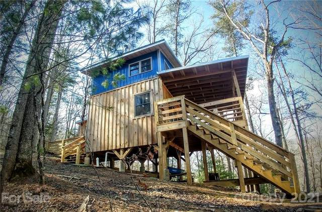 2504 Upper Paw Paw Road, Marshall, NC 28753 (#3724710) :: NC Mountain Brokers, LLC