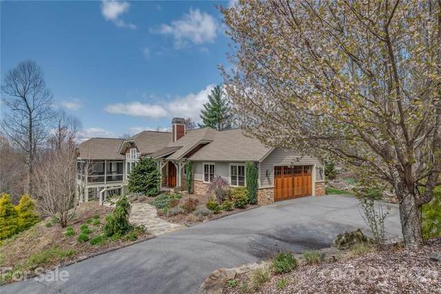 315 Crossvine Trail, Hendersonville, NC 28739 (#3724829) :: The Premier Team at RE/MAX Executive Realty