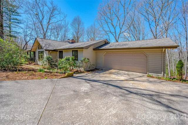 1820 Campbell Drive, Pisgah Forest, NC 28768 (#3724924) :: Caulder Realty and Land Co.