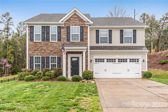 7449 Greene Mill Avenue SW, Concord, NC 28025 (#3724940) :: Lake Wylie Realty