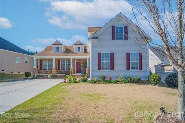 1027 Hatton Terrace, Indian Land, SC 29707 (#3724954) :: Scarlett Property Group
