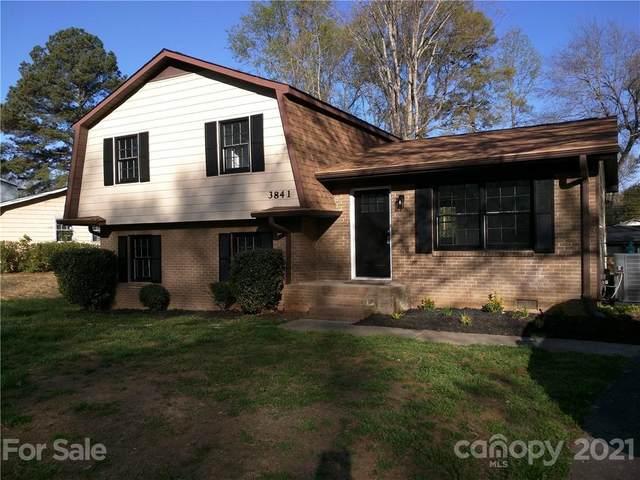 3841 Hillock Court, Charlotte, NC 28215 (#3724959) :: Robert Greene Real Estate, Inc.